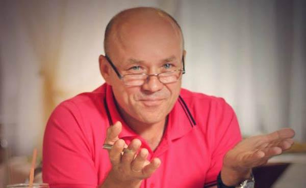 Михаил Ялымов